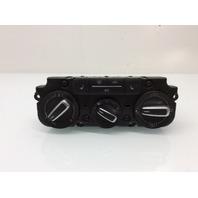 2012 2013 2014 2015 Volkswagen Beetle heater control 5C0820047BC broken tab