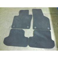 12 13 14 Volkswagen Beetle Floor Mat Set Black Carpet Rugs 5C1863011A