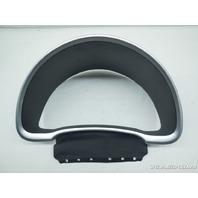 12 13 Volkswagen Beetle Speedo Cluster Speedometer Trim Bezel 5C5857053A