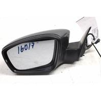 2012 Volkswagen Beetle Left Driver Side View Door Mirror Metallic Grey