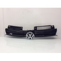 2012 2013 Volkswagen Golf R Hatchback Upper Radiator Grille - 2 Broke Tabs