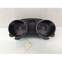 2010 2011 Volkswagen Golf Hatchback 160 MPH Speedometer 5K0920970KX