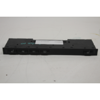 2001 BMW 540i DSC Seat Heater Switch Bank 61318380323