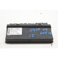 BMW 525i 530i 535i 545i 550i 645i 650i M5 M6 Main Body Control Module BCM