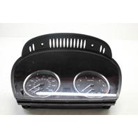2004 2005 BMW 645i Speedo Speedometer Instrument Cluster 62116947375