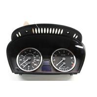2006 2007 BMW 525i 530i Speedometer MPH 62116983151