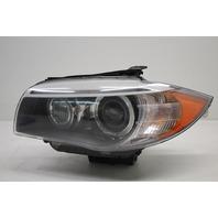 2012 BMW 128i 135i M1 Left Driver Xenon Headlight 63117263757
