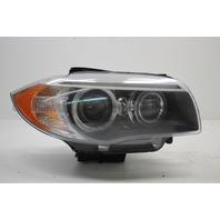 2012 BMW 128i 135i M1 Right Passenger Xenon Headlight 63117263758