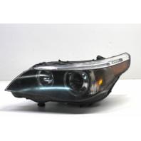 BMW 525i 530i 545i 550i M5 Left Driver Xenon Headlight Broken Tab 63127160157