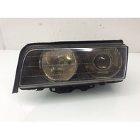 1995 1996 1997 1998 BMW 740i 750i Left Driver Halogen Headlight 63128352743