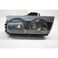 1999 2000 2001 BMW 740i 750i Left Driver Headlight Xenon Minor Marks 63128386957