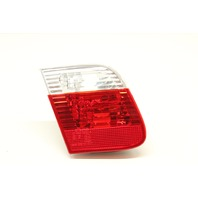 2002 2003 2004 2005 BMW 320i 325i 330i Sedan Left Inner Tail Light Clear Lens