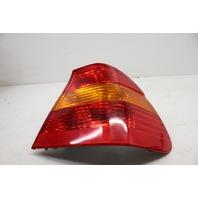 2002 2003 2004 2005 BMW 325i 330i Sedan Right Tail Light Crack 63216946534