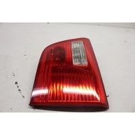 2004 2005 2006 BMW X5 Passenger Right Inner Lift Gate Tail Light 63217164484