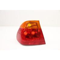BMW 323i 325i 328i 330i Sedan E46 Aftermarket Left Tail Light Lamp 63218364922