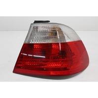 BMW 323i 325i 328i 330i M3 E46 Right Tail Light minor Scratches