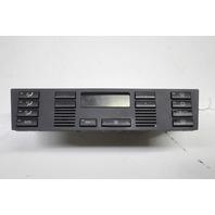 2006 BMW X5 3.0L 4.4L 4.8L Automatic Temperature Control 64116972163
