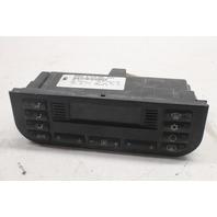 1998 1999 BMW 318i 323i 328i M3 Temperature Control 64118378466