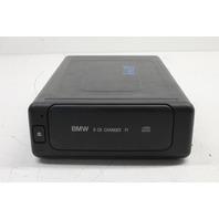 1999 2000 2001 BMW 740i 750i 6 Disc CD Changer 65128375537