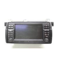 2001 2002 2003 2004 2005 2006 BMW M3 On Board Navigation Monitor Screen