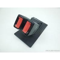 05 06 07 08 Mini Cooper S Convertible Rear Seat Belt Buckle Set