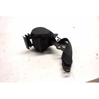 2015 2016 BMW M3 Left Rear Seat Belt Retractor Black 72117259390