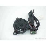 05 06 07 08 Mini Cooper S Convertible Radiator Fan Motor 7529272 Bad Wires