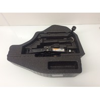 2010 2011 2012 2013-2015 Mitsubishi Lancer Evolution jack tool kit foam 7646A100