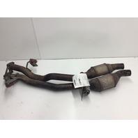 Audi Q7 pre muffler exhaust header pipe 7L0131701K 7L0131701L 3.6