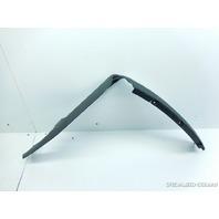 03 04 05 06 Porsche Cayenne right front seat trim cover black 7L0881318A