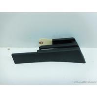 Porsche Cayenne plastic seat track cover trim torn tabs 7L0881480