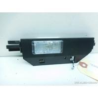 03 04 05 06 Porsche Cayenne footwell light and bracket 7L0947155