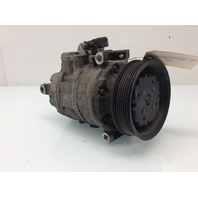 2004 05 Volkswagen Touareg 4.2L Air Conditioner Compressor 7L6820803B Broke Plug