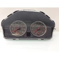 05 06 07 Volvo S40 speedometer cluster 86028453 has broken tab