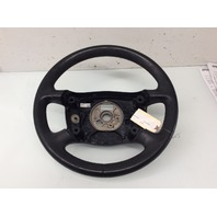 2004 Audi S4 4 Spoke Black Steering Wheel 8E0000124B