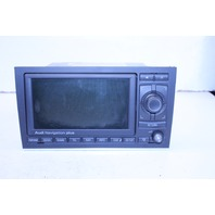 2005 Audi A4 Info GPS Navigation Display Screen Scratched 8E0035192E