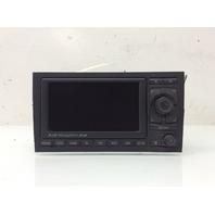 2005 2006 2007 2008 Audi A4 GPS Navigation Radio Unit 8E0035192F