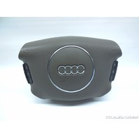 Audi A4 A6 Left Driver 4 Spoke Airbag Tan 8E0880201AB