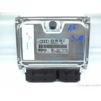 2002 Audi A4 A6 3.0L Engine Control Module ECU ECM 8E0909559D