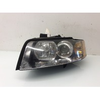 2002 2003 2004 2005 Audi A4 Left Xenon HID Headlight 8E0941003AS Broken Tabs