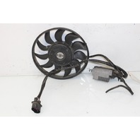 2006 2007 2008 2009 Audi A4 3.2 Radiator Cooling Fan With Module - Cut Wires