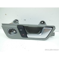 2002 2003 2004 2005 06 07 08 Audi A4 S4 right front inside door handle grey