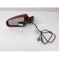 2002 2003 - 2008 Audi A4 Driver Side Left Door Mirror 8E1858531AA01C Red