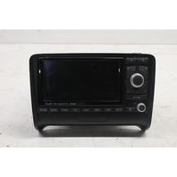 2012 2013 2014 2015 Audi TT GPS Navigation Display Unit Screen 8J0035193F