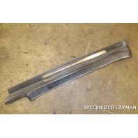 08 09 10 11 12 Audi Tt Rocker Panel Entry Trim Moulding Right 8J0853492E