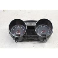 2012 2013 Audi TT TTS Speedo Speedometer Instrument Cluster 8J0920990R