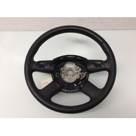 2009 2010 2011 2012 Audi A4 Leather 4 Spoke Steering Wheel 8K0419091B