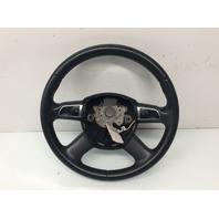 2009 2010 2011 2012 Audi A4 4 Spoke Leather Steering Wheel 8K0419091BG