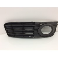 2009 2010 2011 2012 Audi A4 Sedan Right Fog Lamp Grille Cover 8K0807682A