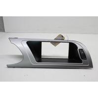 2009 2010 2011 2012 Audi S4 Display Monitor Screen Surround Bezel 8K1857186H